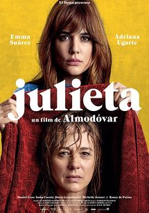 Cartel de Julieta