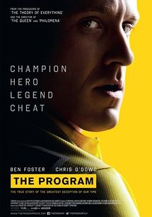 Cartel de The Program