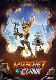 Cartel de Ratchet and Clank