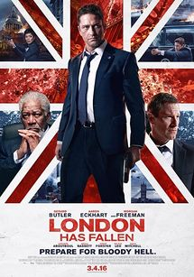 Cartel deObjetivo: Londres