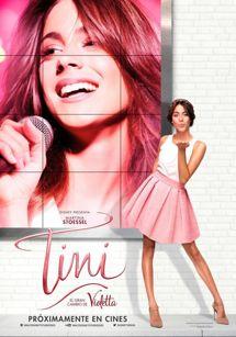 Cartel de Tini: El gran cambio de Violetta