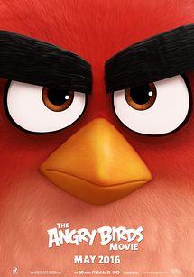 Cartel de Angry Birds