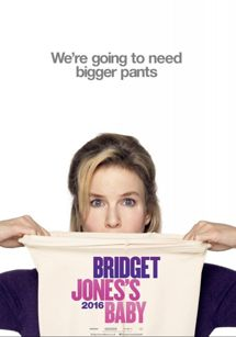 Cartel de Bridget Jones's Baby