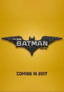 Cartel de Lego Batman: La película