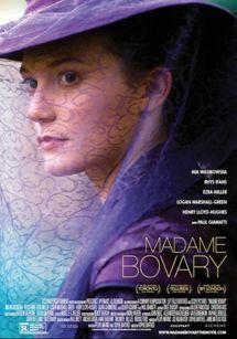 Cartel de Madame Bovary