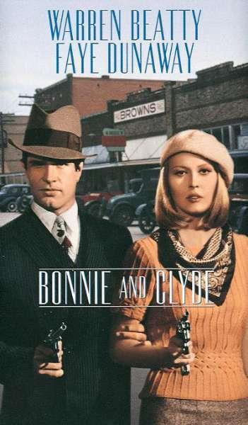 Cartel de Bonnie y Clyde