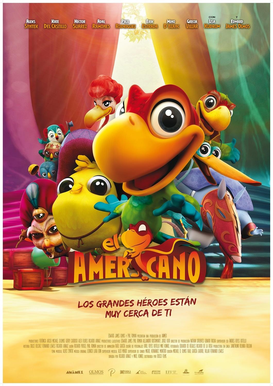 Cartel de El Americano: The Movie