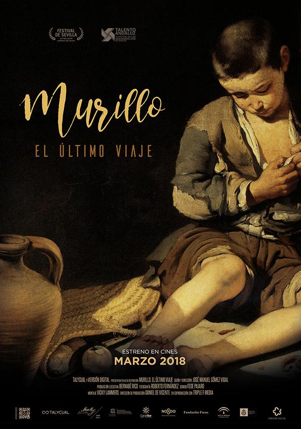 Cartel de Murillo. El último viaje