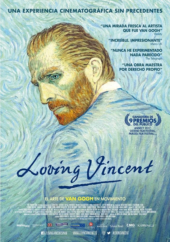 Cartel de Loving Vincent