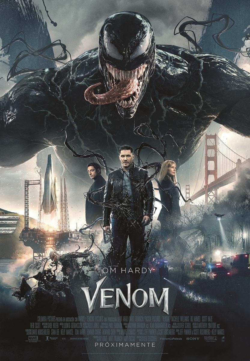 Cartel de Venom