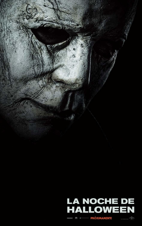 Cartel de La noche de Halloween