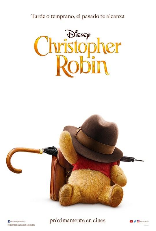 Cartel de Christopher Robin