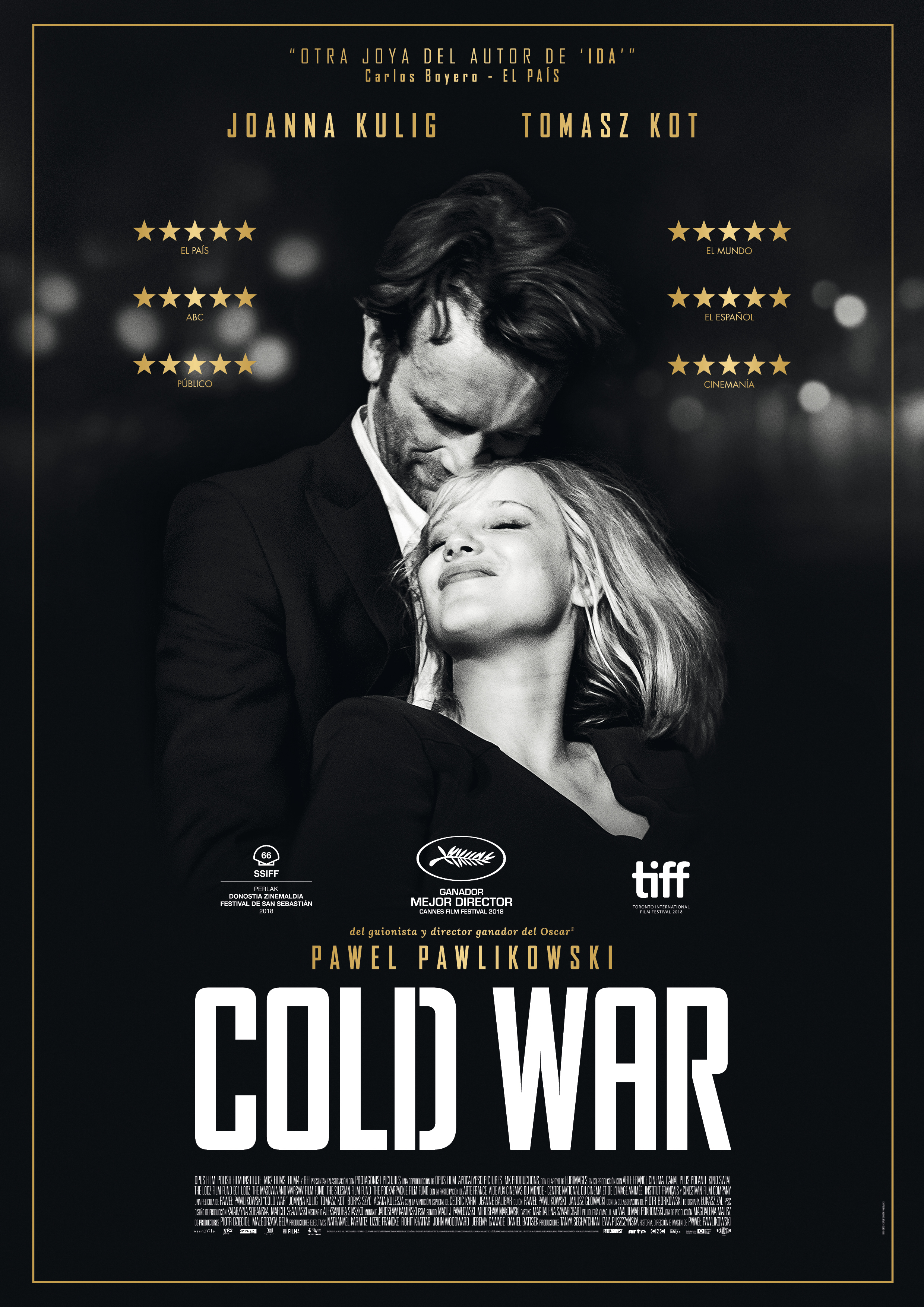 Cartel de Cold War
