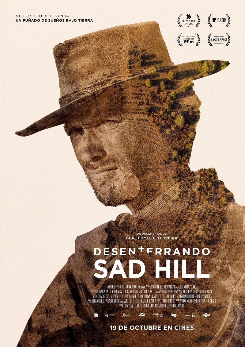 Cartel de Desenterrando Sad Hill