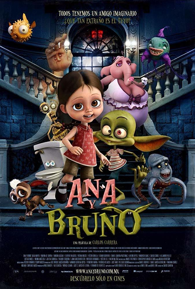 Cartel de Ana y Bruno