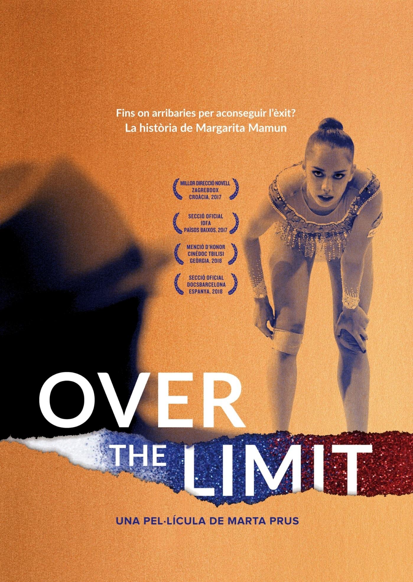 Cartel de Over the Limit