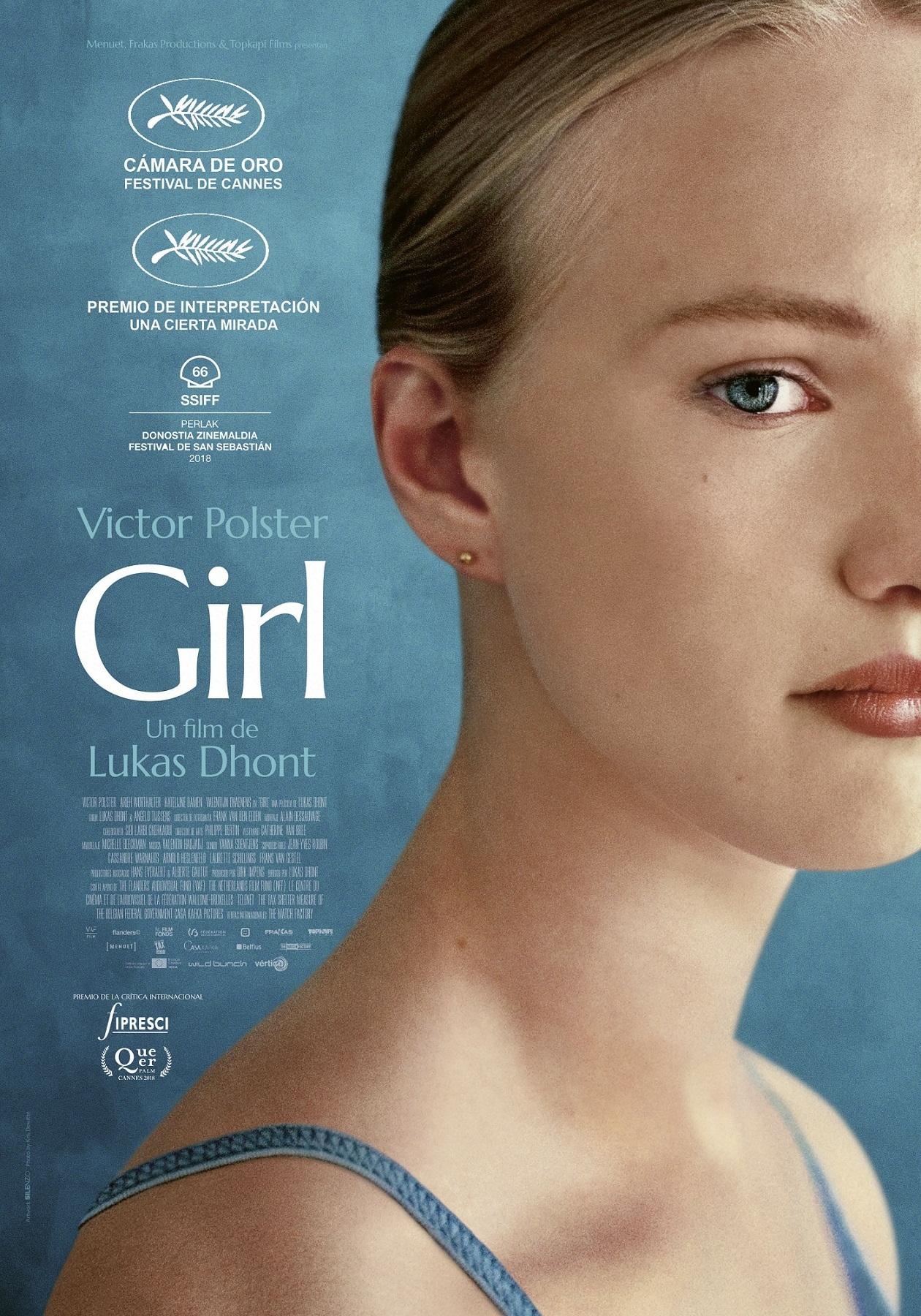Cartel de Girl