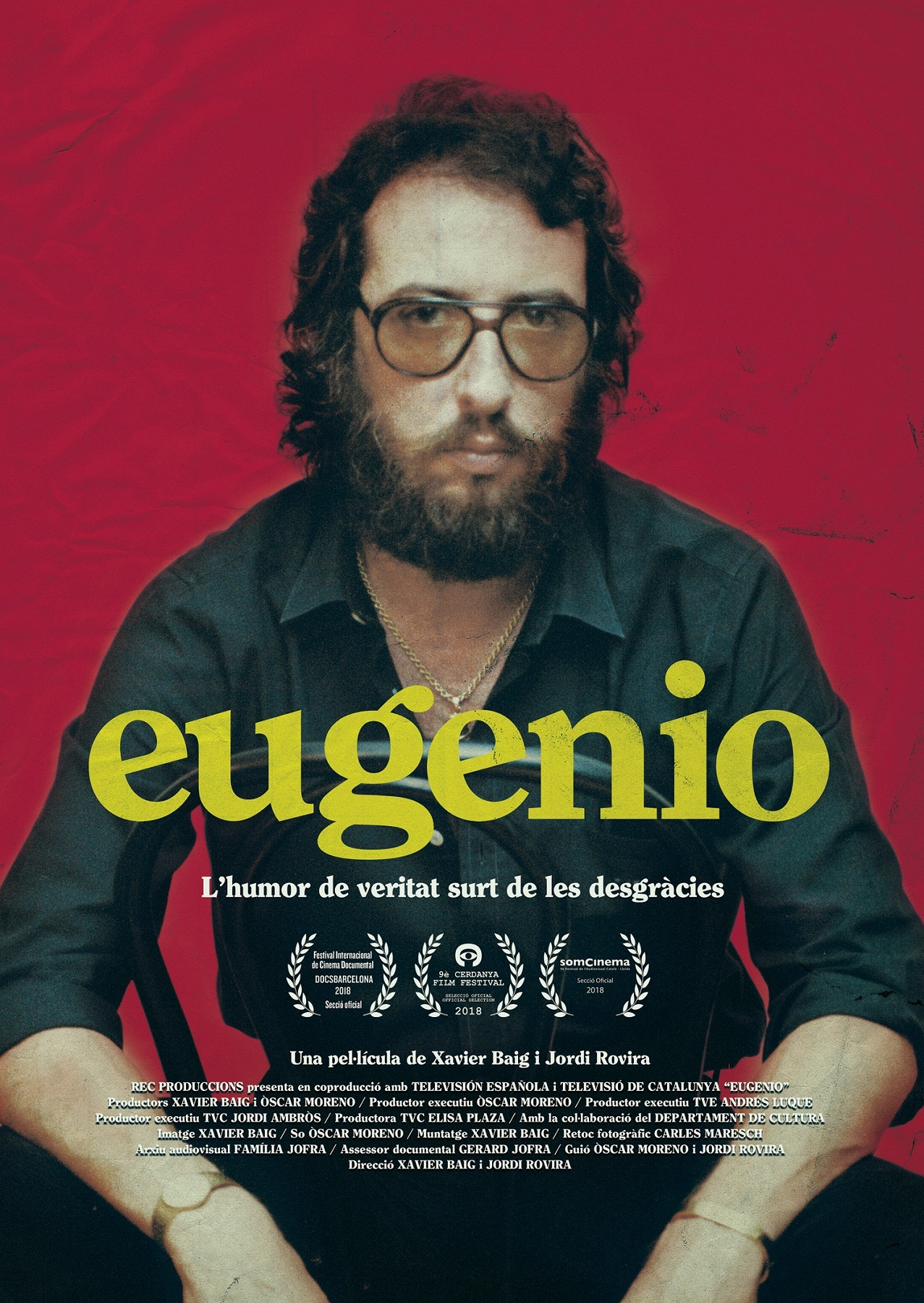 Cartel de Eugenio