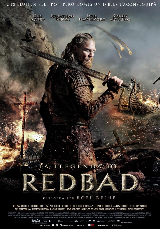 Cartel de La leyenda de Redbad