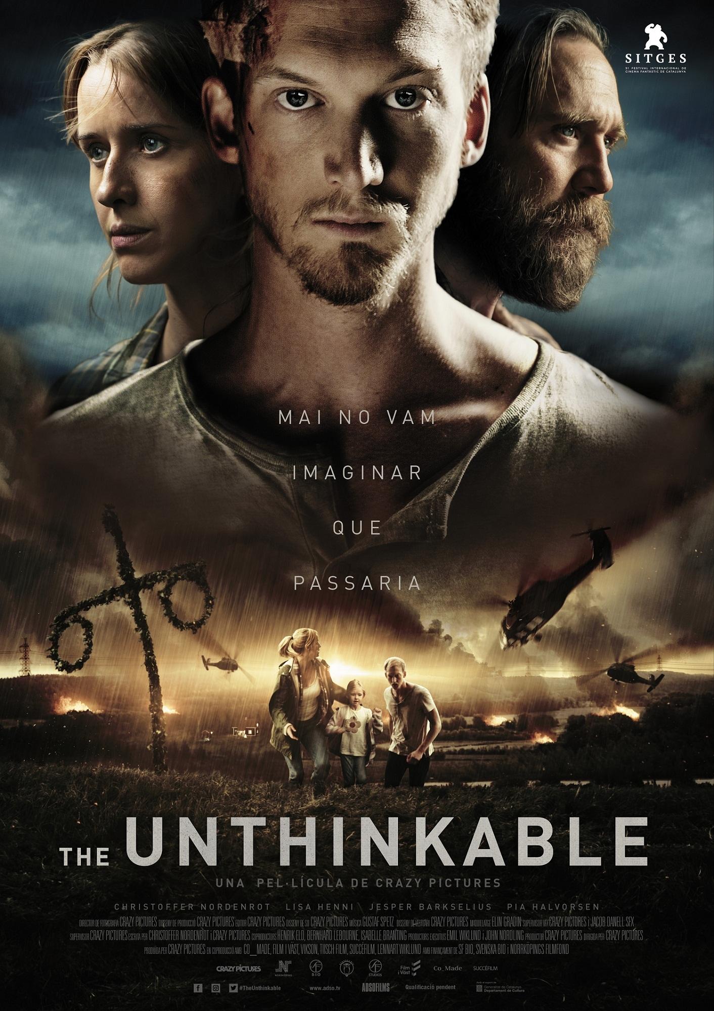 Cartel de The Unthinkable