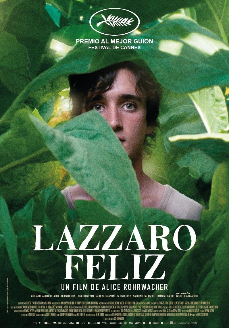 Cartel de Lazzaro Feliz