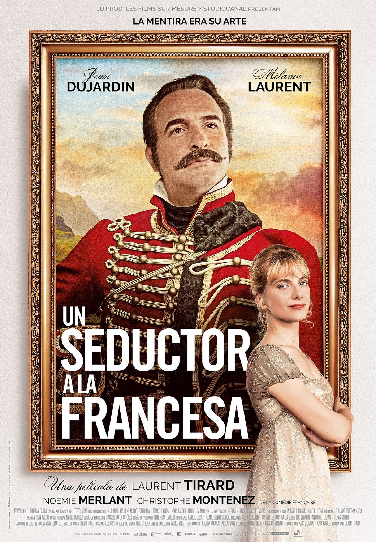 Cartel de Un seductor a la francesa