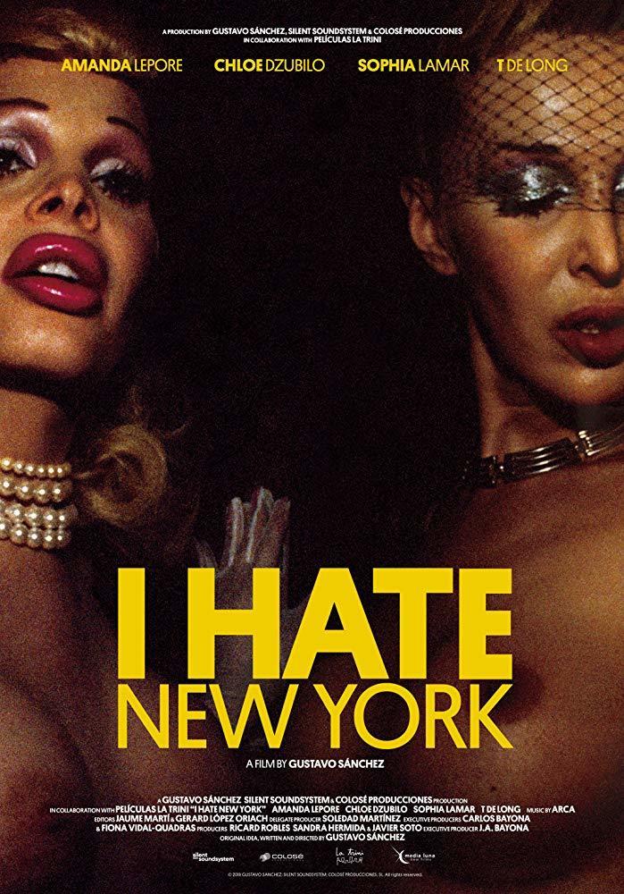 Cartel de I Hate New York