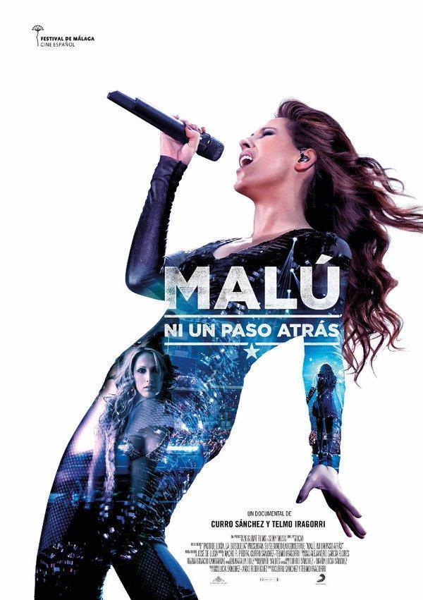 Cartel de Malú, ni un paso atrás