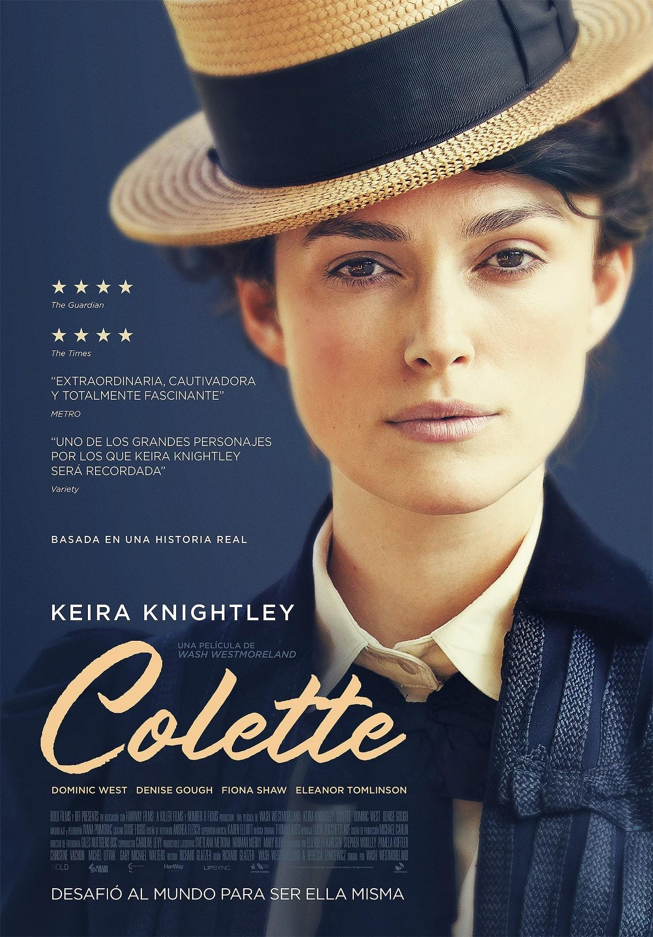 Cartel de Colette