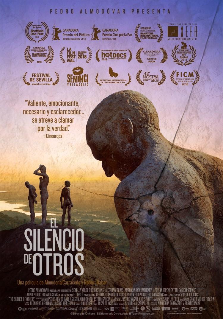 Cartel de El silencio de otros