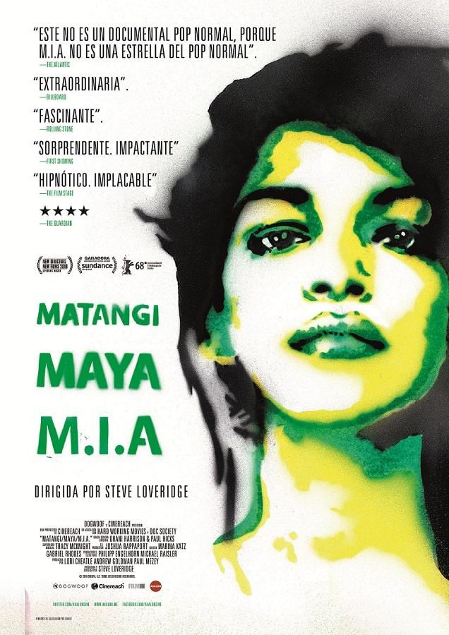 Cartel de Matangi/Maya/M.I.A.