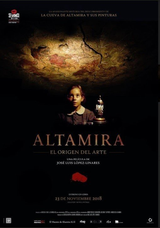 Cartel de Altamira, el origen del arte