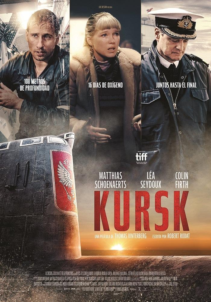 Cartel de Kursk
