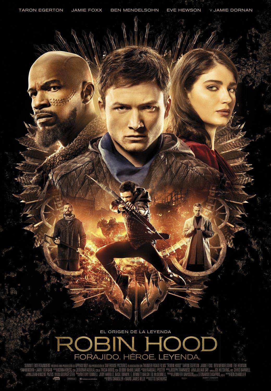 Cartel de Robin Hood