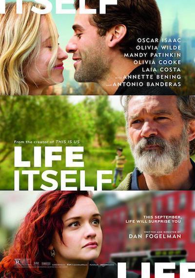 Cartel de Life Itself (Como la vida misma)