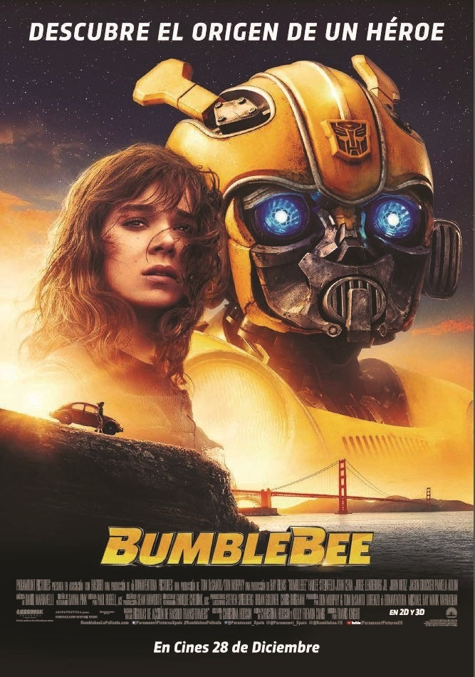Cartel de Bumblebee