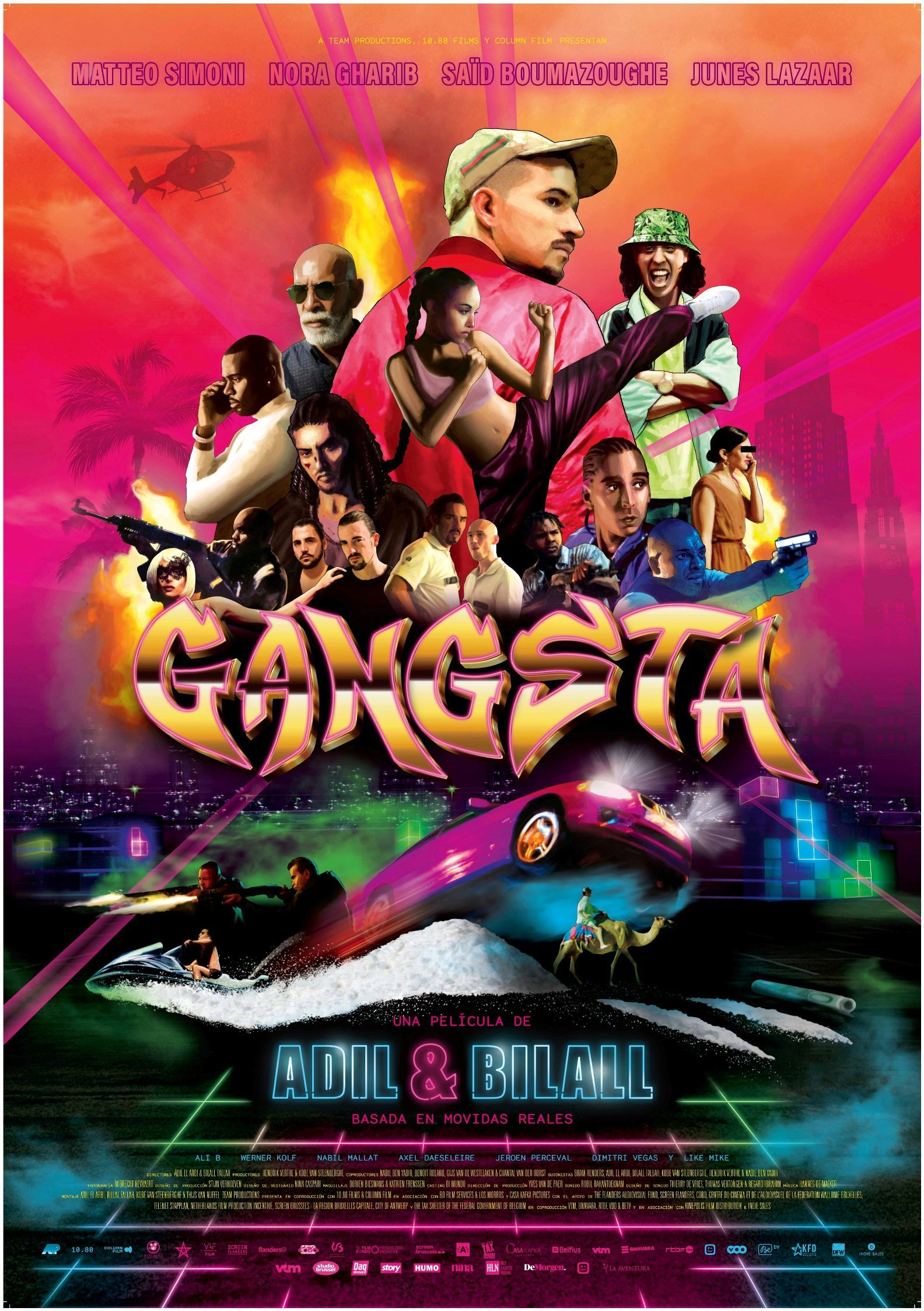 Cartel de Gangsta