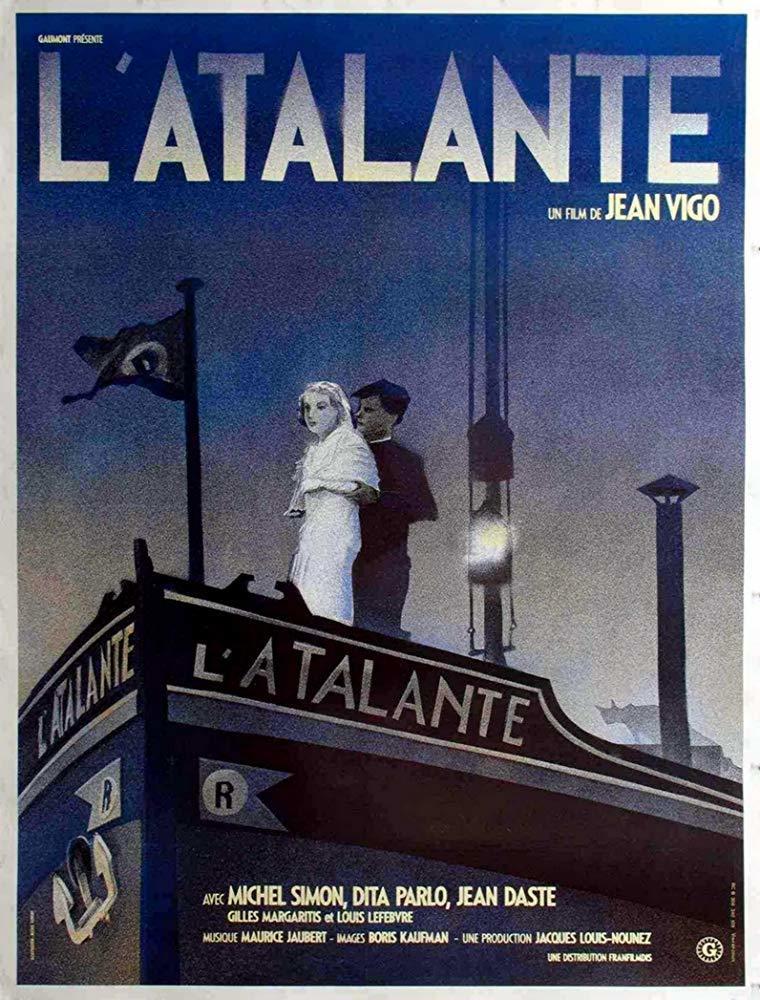 Cartel de L'Atalante