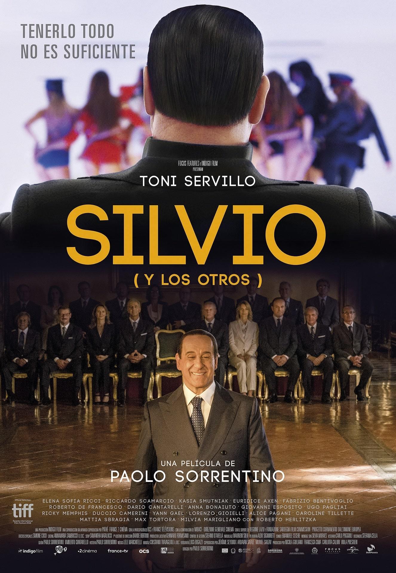 Cartel de Silvio (y los otros)