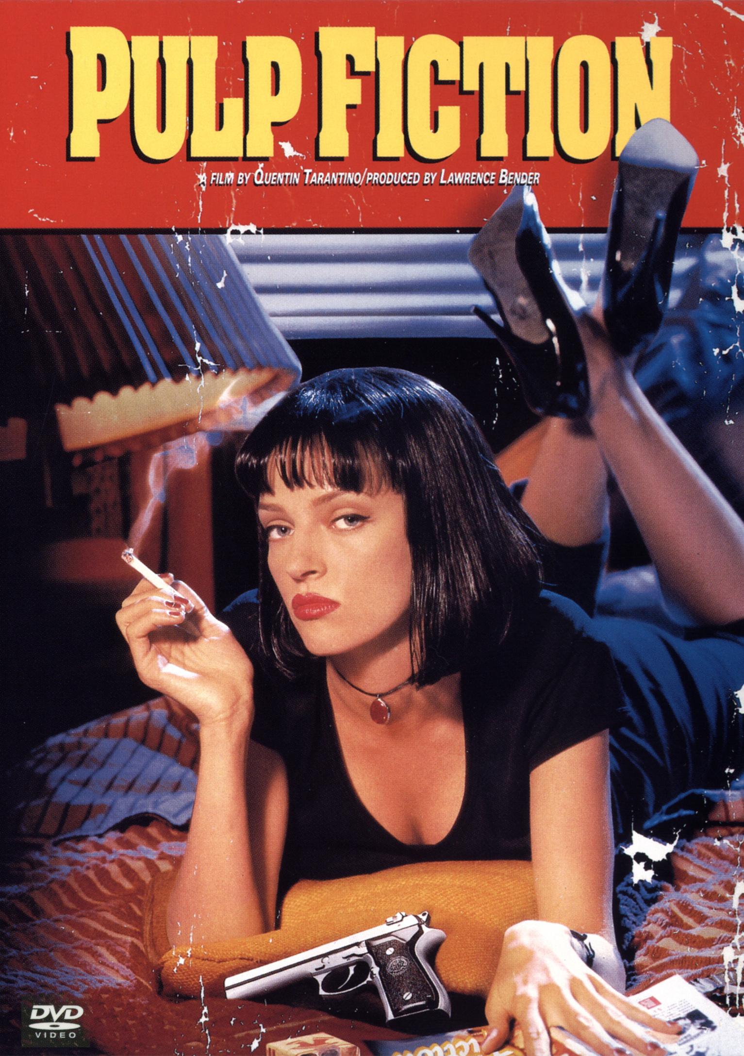 Cartel de Pulp Fiction