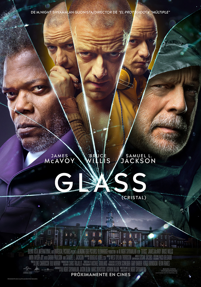 Cartel de Glass