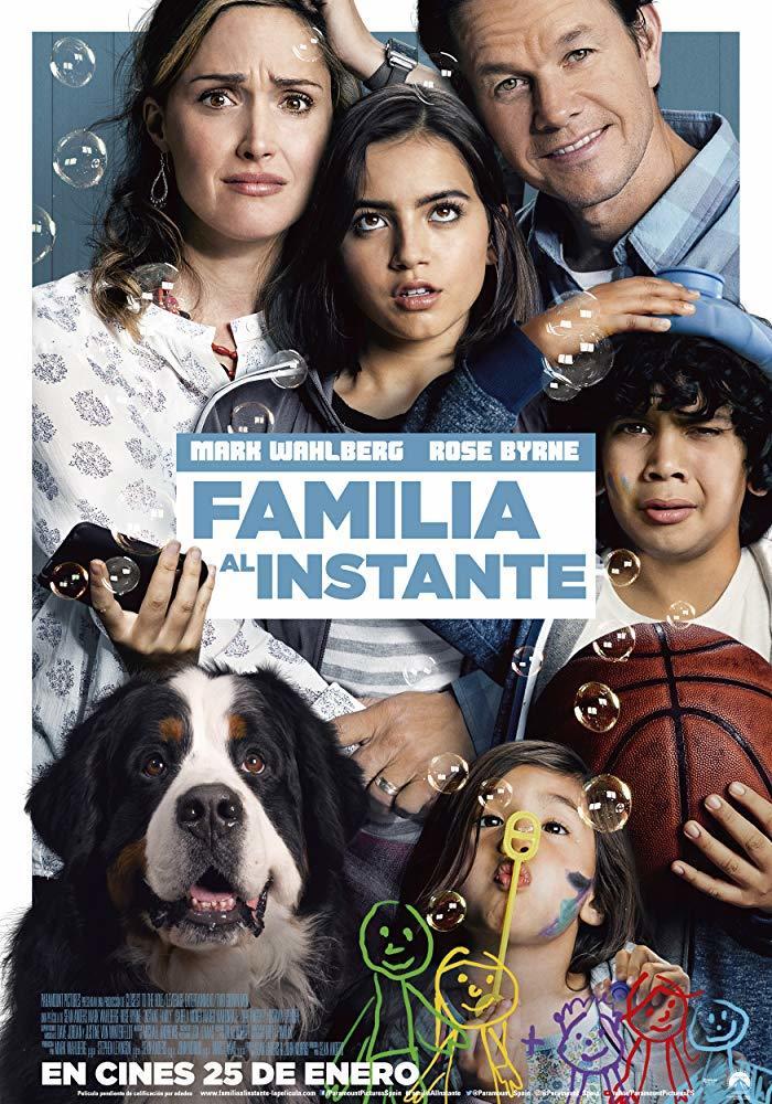 Cartel de Familia al instante
