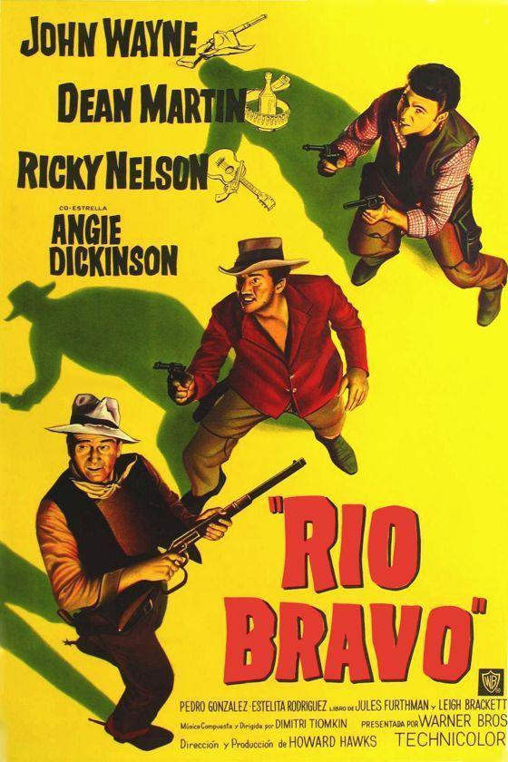 Cartel de Río Bravo