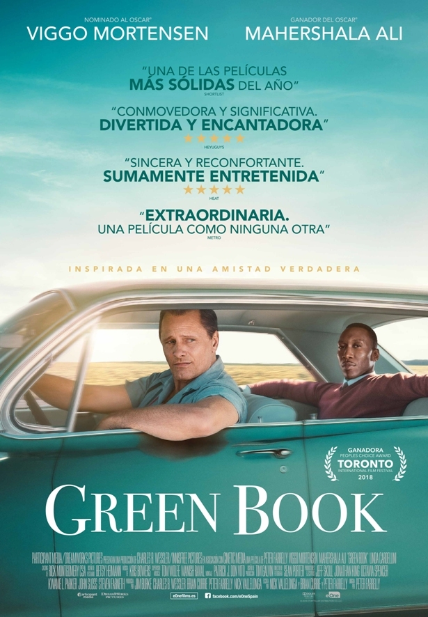 Cartel de Green Book