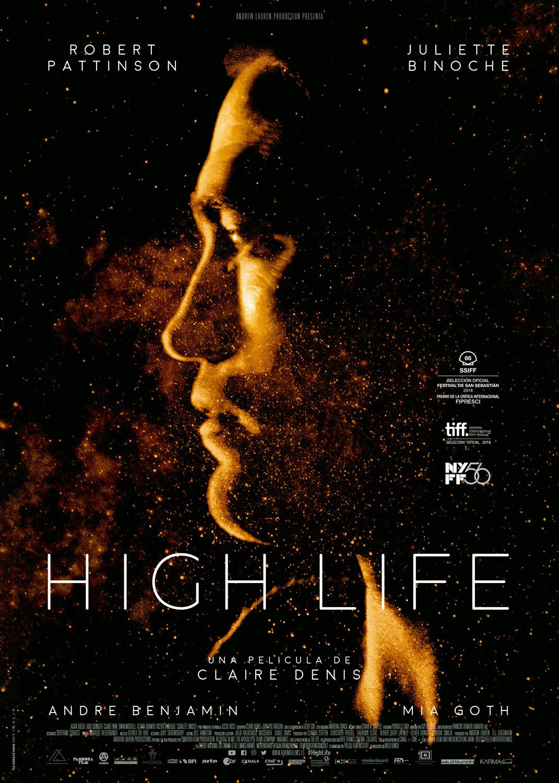 Cartel de High Life