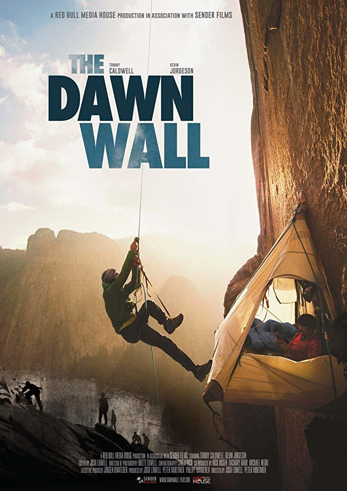 Cartel de The Dawn Wall