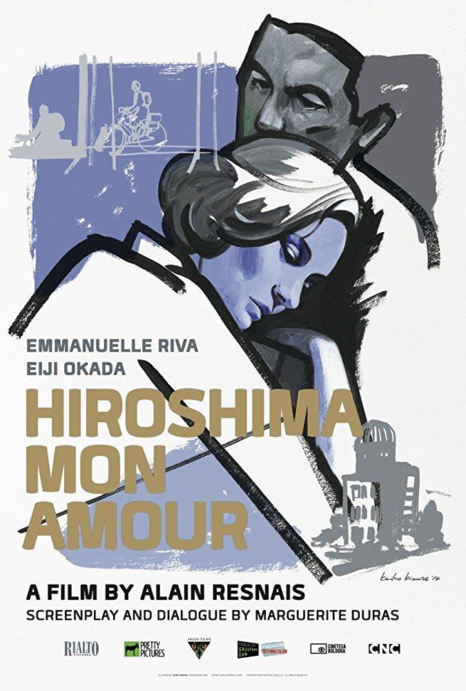 Cartel de Hiroshima, mon amour