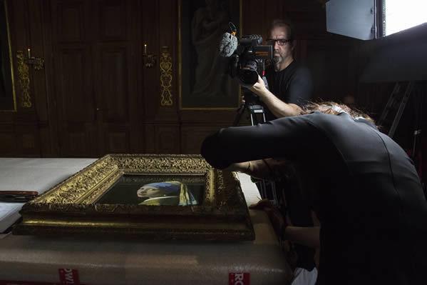 La Joven de la perla y otros tesoros del Mauritshuis
