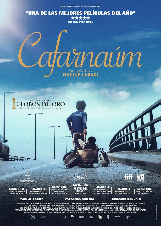 Cartel de Cafarnaúm