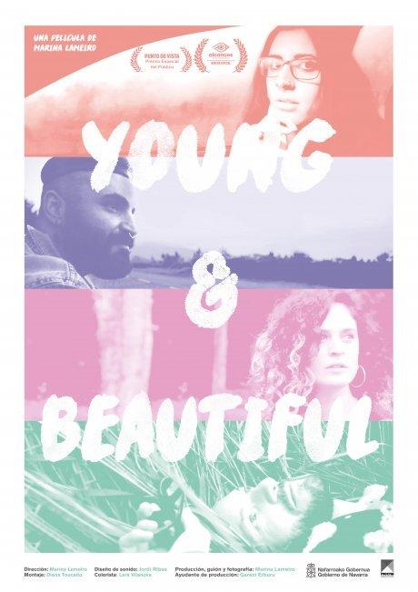 Cartel de Young & Beautiful